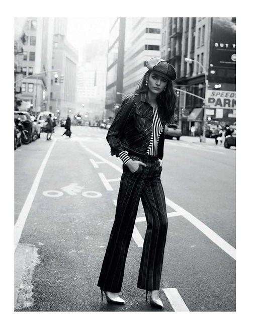 "Zuza Bijoch - ""Vogue Mexico"""