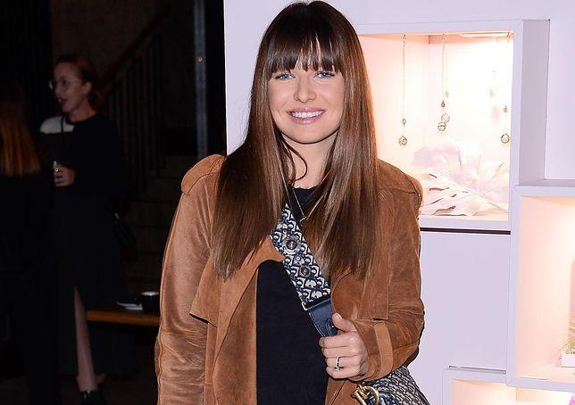 Anna Lewandowska ma już swoje botki na jesień