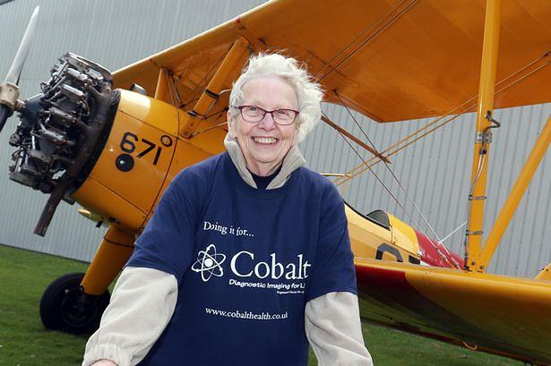 Betty Bromage w marcu świętowała 90. urodziny