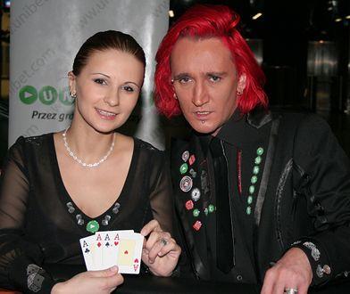 Anna Świątczak z Michałem Wiśniewskim