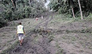 Katastrofa na Pacyfiku. Pył wulkaniczny ściele się gęsto