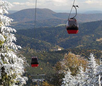 Sezon zimowy w Beskidach tuż, tuż - koleje linowe prześwietlone i sprawdzone