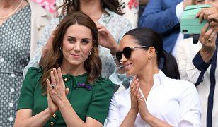 Podczas pierwszego spotkania Meghan Markle podarowała księżnej Kate luksusowy notes