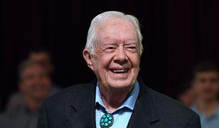 Jimmy Carter ma prośbę do Amerykanów