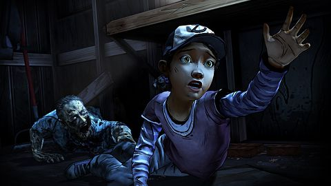 Pierwszy zwiastun i galeria z The Walking Dead: Season 2