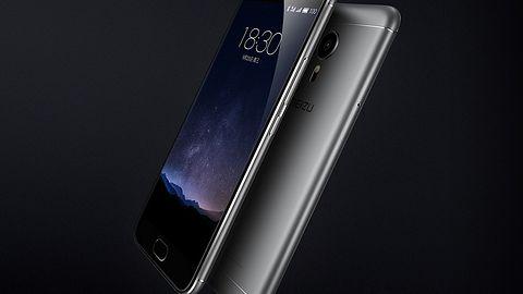 Meizu PRO 5 – smartfon przypominający iPhone'a z sercem Samsunga Galaxy S6
