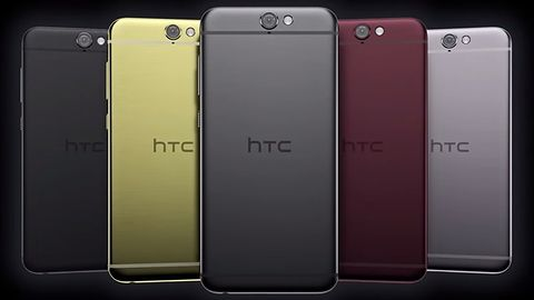 HTC One A9 wygląda jakby był dzieckiem Samsunga i Apple