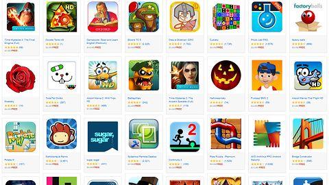 Amazon jednak jeszcze rozdaje komercyjne aplikacje, tym razem sporo gier