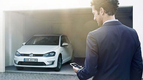 Volkswagen Car-Net: Golf zdalnie sterowany aplikacją na smartfona