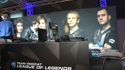 [IEM 2015] zagraj w League of Legends z drużyną Roccat