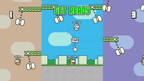 Swing Copters: ptaka-nielota zastąpił helikopter. Powtórzy sukces Flappy Bird?