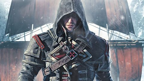 Assassin's Creed Rouge potwierdzony, nowy bohater będzie łowcą asasynów