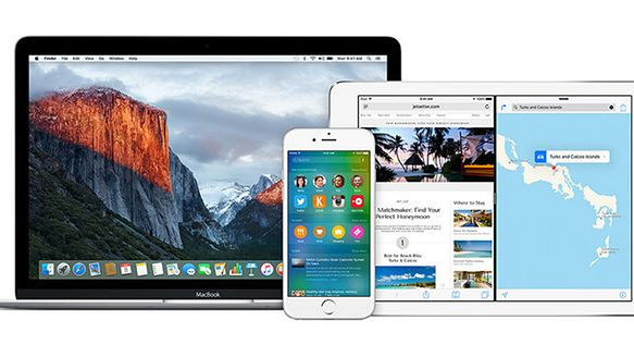 Już można pobrać trzecią betę OS X 10.11.2 i nowe programy z pakietu iWork