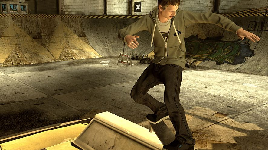 Screenshot z gry Tony Hawk's Pro Skater HD, źródło: activision.com