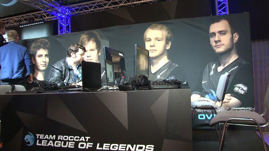 [IEM 2015] zagraj w League of Legends z drużyną Roccat