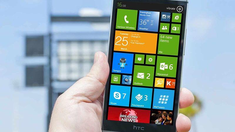 HTC One z Windows Phone trafi do sprzedaży już 19 sierpnia
