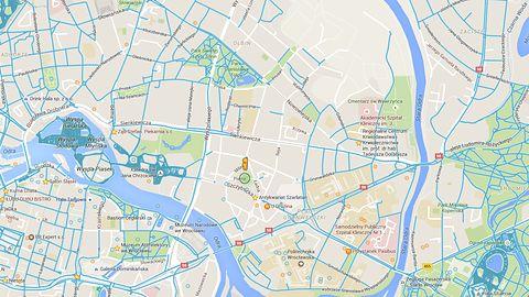 Terra incognita: ulice Wrocławia znikają z Google Street View