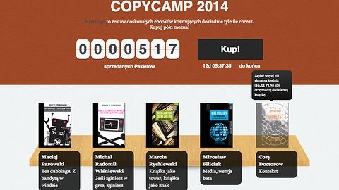 Kolejny BookRage z okazji konferencji CopyCamp