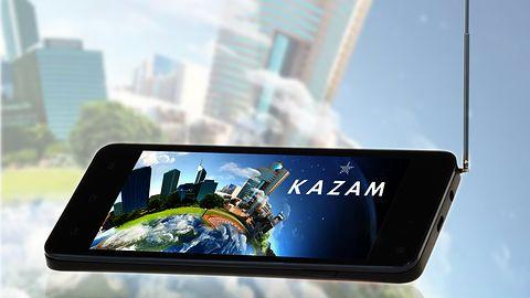KAZAM TV 4.5 – smartfon z wbudowanym tunerem DVB-T