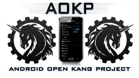 Wydania nocne Android Open Kang Project z Androidem 4.3
