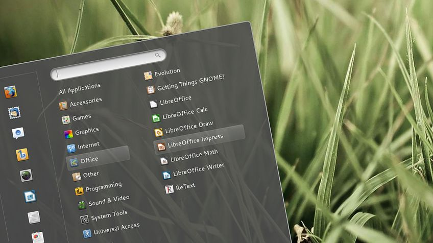Cinnamon 2.0 wydany: koniec uzależnienia od GNOME, sporo udanych ulepszeń