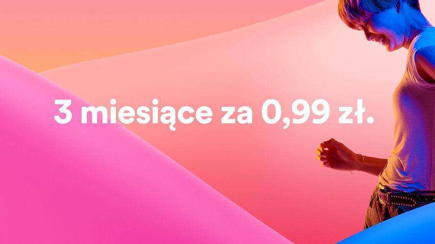 Za 99 groszy możesz mieć Spotify Premium na 3 miesiące