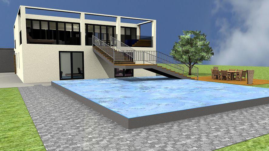 Ashampoo 3D CAD Professional 5 – projektowanie domu i ogrodu ze wstążką