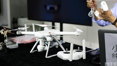 Xiaomi prezentuje drona – Mi Drone nakręci filmy w 4K i 360&#186 wokół siebie
