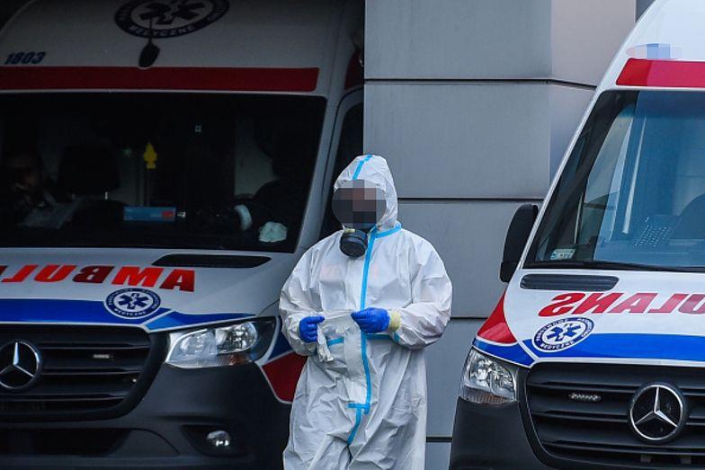 Tajemnicza śmierć 38-latka w Płocku. Na pomoc było za późno