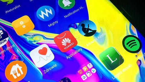 Huawei poradzi sobie bez Google Play. Ma sklep i system Hongmeng
