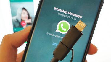 WhatsApp ma nową funkcję. Potrzebujesz kabla, by z niej skorzystać - WhatsApp pozwala transferować czaty