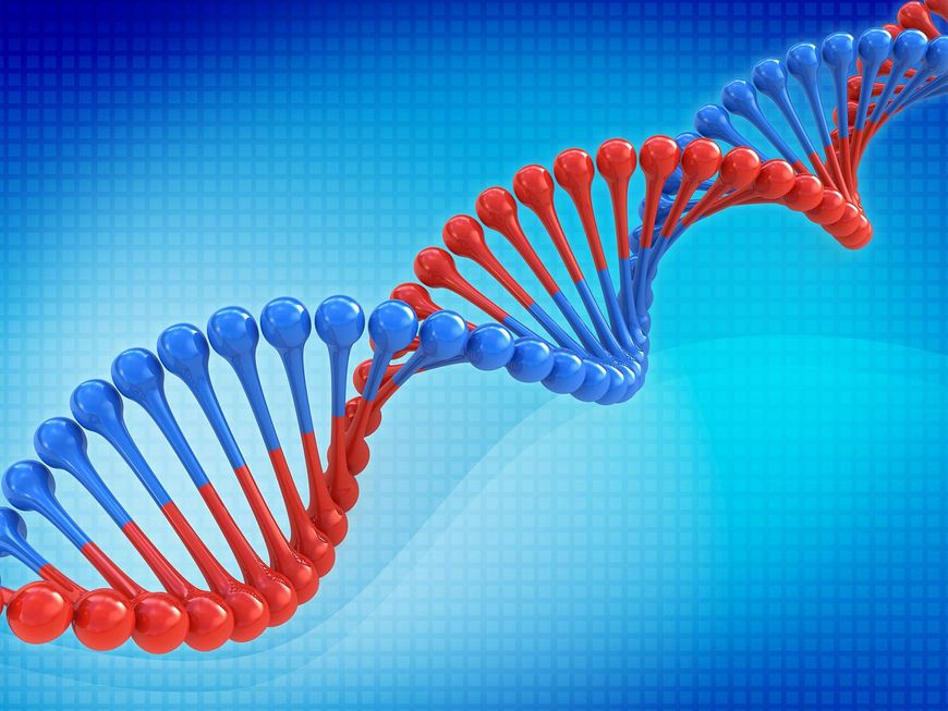 Geny przenoszą również choroby