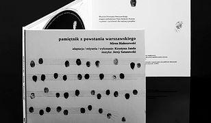 """""""Pamiętnik z powstania warszawskiego"""" na cd i dvd"""