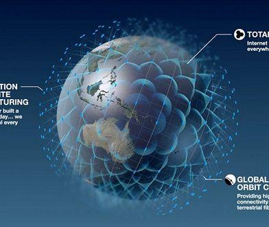 Tysiące satelitów będą śledzić każdy twój krok