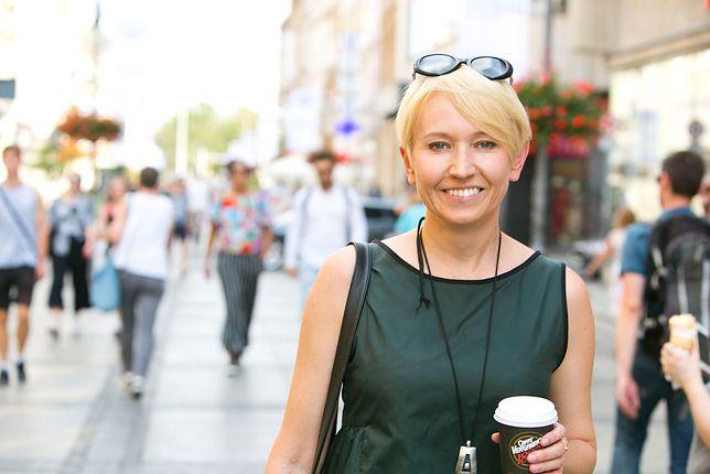 Edyta od lutego prowadzi pierwszy polski blog o życiu bez dzieci