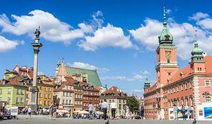 W 2016 r. Warszawę odwiedziło ponad 20 mln osób