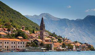 Perast - wymarłe miasto marynarzy nowym turystycznym hitem