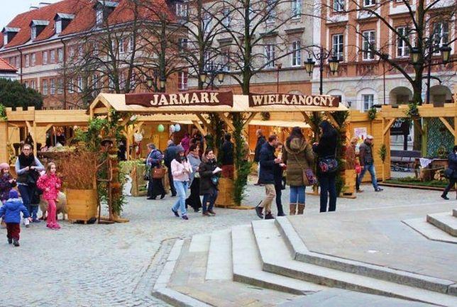 Gdzie w Warszawie znajdziemy jarmark wielkanocny? [LISTA]