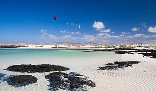 Fuerteventura - rajska wyspa plaż