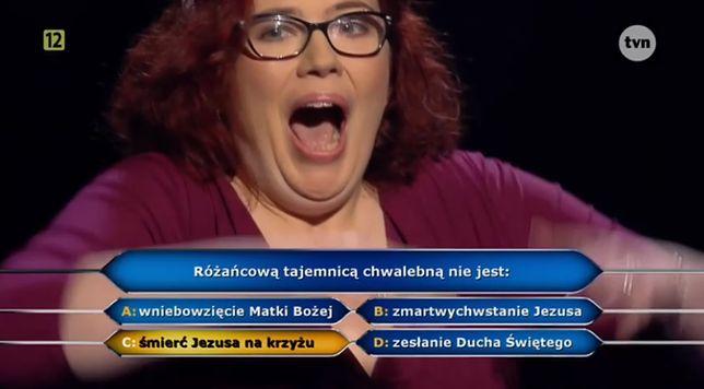 Katarzyna Kant-Wysocka wygrała milion złotych