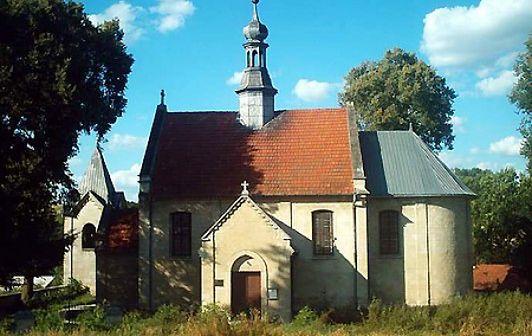 Wolica - kościół