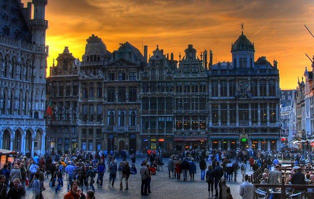 Miejsce 5. Belgia
