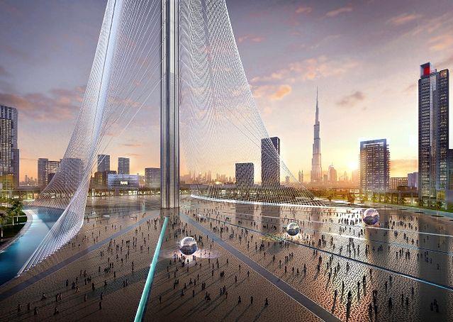 Wizualizacja The Tower (fot. materiały prasowe)