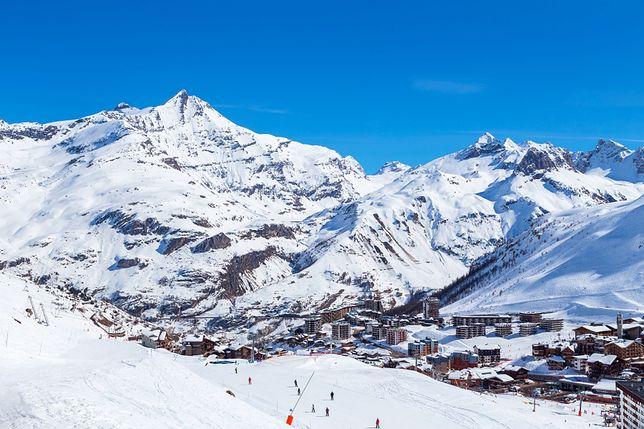 Kurorty narciarskie - Tignes, Francja