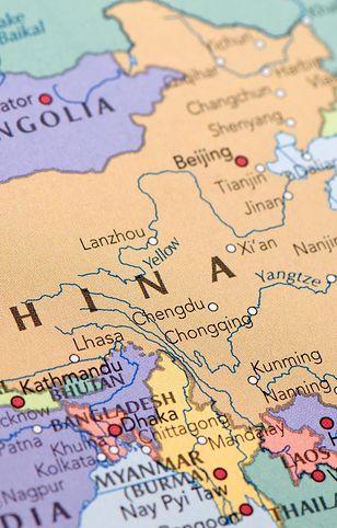 Mapa, zdjęcie ilustracyjne