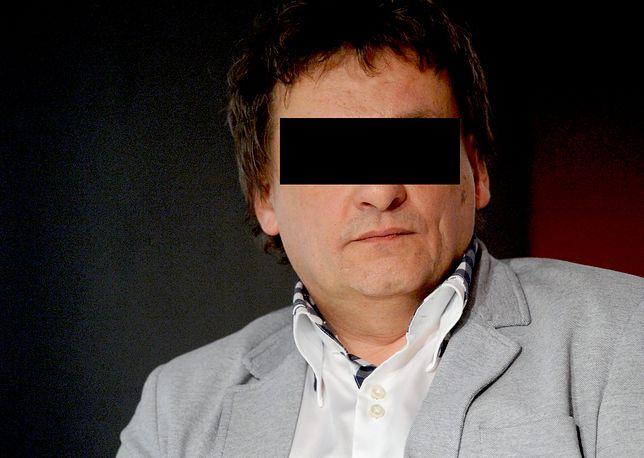 Piotr T. ma zarzut posiadania pornografii dziecięcej