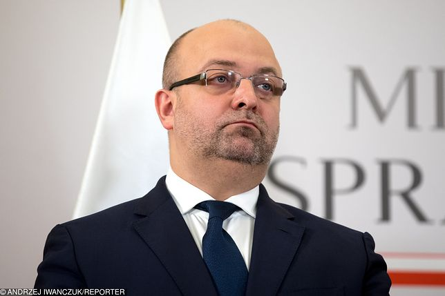 Łukasz Piebiak zrezygnował ze stanowiska