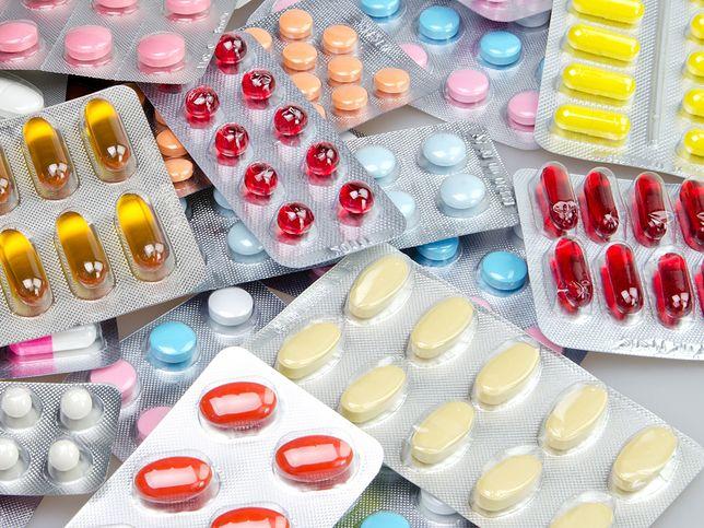 48 leków wycofanych ze sprzedaży