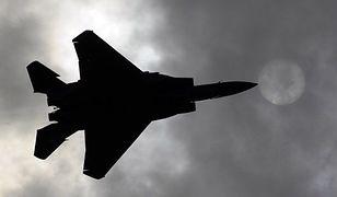 To już kolejna poważna usterka F-15 w ciągu ostatnich lat
