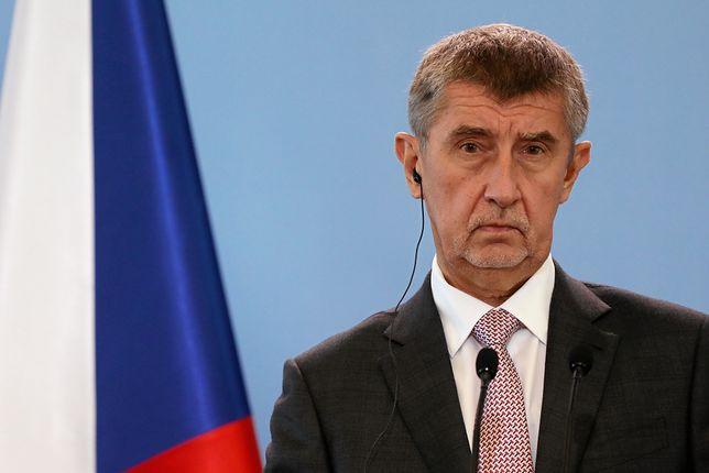 Andrej Babicz, premier Czech.